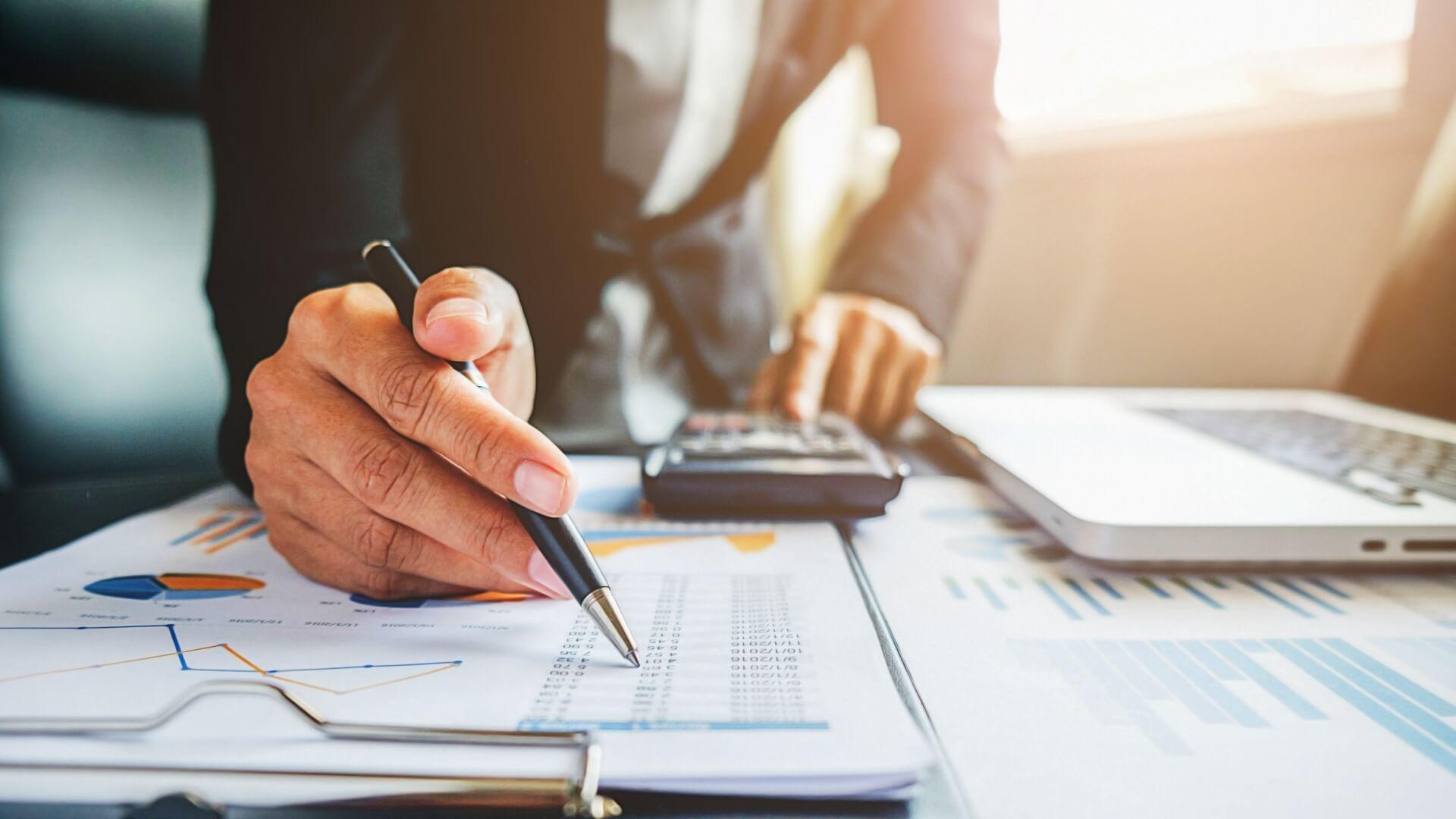 Organizando as contas a receber da empresa
